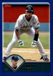 2003 Topps Traded #94 T Julio Lugo  Front Thumbnail