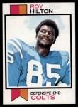 1973 Topps #234  Roy Hilton  Front Thumbnail