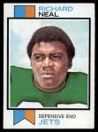 1973 Topps #443  Richard Neal  Front Thumbnail