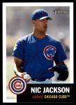 2002 Topps Heritage #139  Nic Jackson  Front Thumbnail