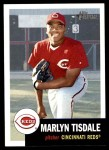2002 Topps Heritage #125  Marlyn Tisdale  Front Thumbnail