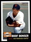 2002 Topps Heritage #101  Boof Bonser  Front Thumbnail