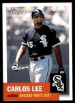 2002 Topps Heritage #29  Carlos Lee  Front Thumbnail