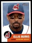 2002 Topps Heritage #67  Ellis Burks  Front Thumbnail