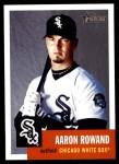 2002 Topps Heritage #210  Aaron Rowand  Front Thumbnail