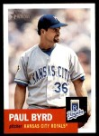2002 Topps Heritage #213  Paul Byrd  Front Thumbnail