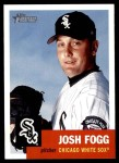 2002 Topps Heritage #318  Josh Fogg  Front Thumbnail