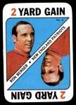 1971 Topps Game #6  Ron Berger  Front Thumbnail