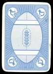 1971 Topps Game #6  Ron Berger  Back Thumbnail