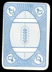 1971 Topps Game #1  Dick Butkus  Back Thumbnail