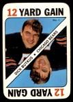 1971 Topps Game #1  Dick Butkus  Front Thumbnail