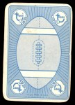 1971 Topps Game #27  Merlin Olsen  Back Thumbnail