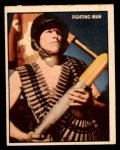 1950 Topps Freedoms War #115   Fighting Man  Front Thumbnail