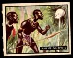 1950 Topps Bring Em Back Alive #41   Land Of Evil Spirits Front Thumbnail
