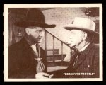 1950 Topps Hopalong Cassidy #44   You did it Front Thumbnail