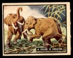 1950 Topps Bring Em Back Alive #60   Killer Is Created Front Thumbnail
