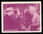 1950 Topps Hopalong Cassidy #173   Evidence of murder Front Thumbnail