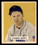 1949 Bowman #180  Connie Berry  Front Thumbnail