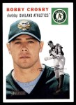 2003 Topps Heritage #9  Bobby Crosby  Front Thumbnail