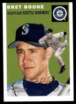 2003 Topps Heritage #123  Bret Boone  Front Thumbnail