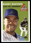 2003 Topps Heritage #164  Danny Bautista  Front Thumbnail