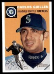 2003 Topps Heritage #309  Carlos Guillen  Front Thumbnail