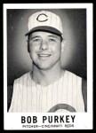 1960 Leaf #67  Bob Purkey  Front Thumbnail
