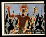 1950 Topps Bring Em Back Alive #42   Drums In The Night Front Thumbnail
