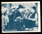 1950 Topps Hopalong Cassidy #132   Stupid sheriff Front Thumbnail