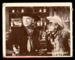 1950 Topps Hopalong Cassidy #26   Unseen enemy Front Thumbnail