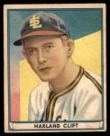 1941 Play Ball #66  Harland Clift  Front Thumbnail