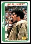 1978 Topps #131  Jim Plunkett  Front Thumbnail