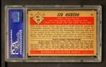 1953 Bowman B&W #29  Sid Hudson  Back Thumbnail