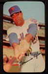 1971 Topps Super #36  Tommie Agee  Front Thumbnail