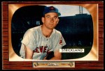 1955 Bowman #192  George Strickland  Front Thumbnail