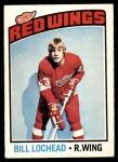1976 O-Pee-Chee NHL #122  Billy Lochead  Front Thumbnail