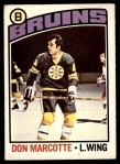 1976 O-Pee-Chee NHL #234  Don Marcotte  Front Thumbnail