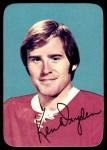 1976 Topps Glossy #5  Ken Dryden  Front Thumbnail