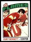1976 Topps #202  Curt Bennett  Front Thumbnail
