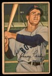 1952 Bowman #45  Johnny Pesky  Front Thumbnail