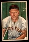 1952 Bowman #99  Clyde McCullough  Front Thumbnail