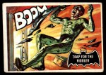 1966 Topps Batman Black Bat #45   Trap for the Riddler Front Thumbnail