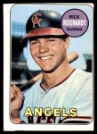 1969 Topps #205  Rick Reichardt  Front Thumbnail