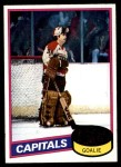 1980 Topps #121  Wayne Stephenson  Front Thumbnail