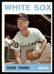 1964 Topps #66  Eddie Fisher  Front Thumbnail