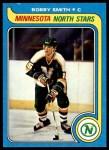 1979 Topps #206  Bobby Smith  Front Thumbnail