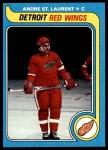 1979 Topps #73  Andre St.Laurent  Front Thumbnail