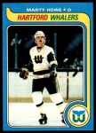 1979 Topps #46  Marty Howe  Front Thumbnail