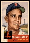 1953 Topps #94  Bill Kennedy  Front Thumbnail