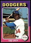 1975 Topps #631  Lee Lacy  Front Thumbnail
